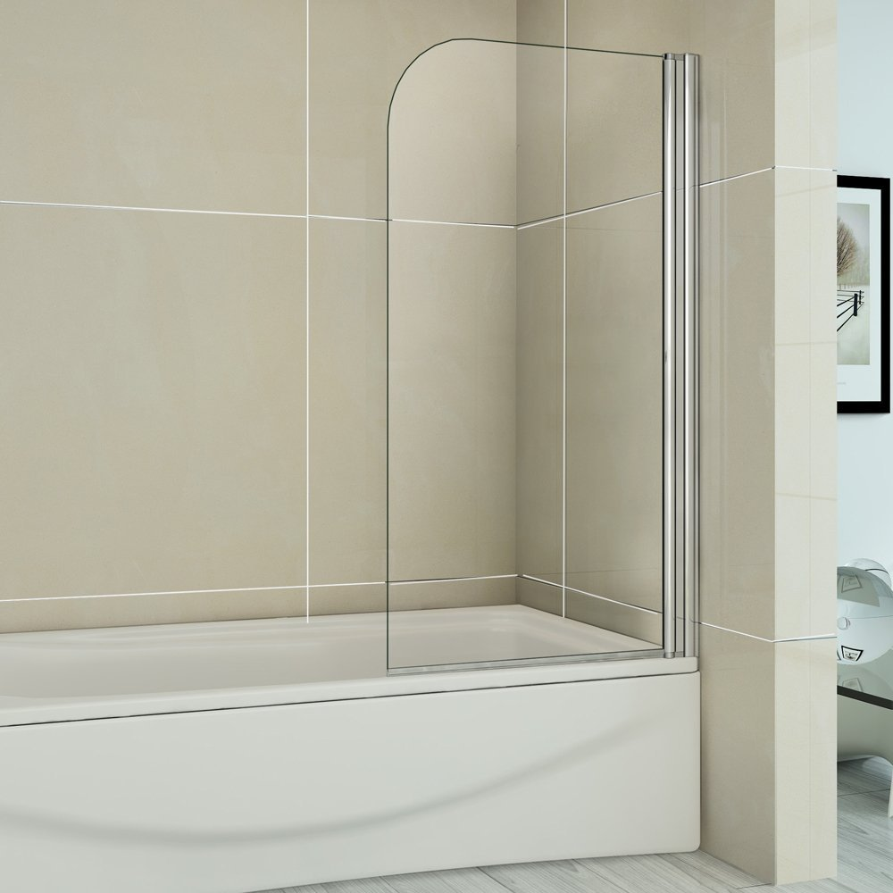 Shower Screen Over Bathtub - Bathtub Ideas