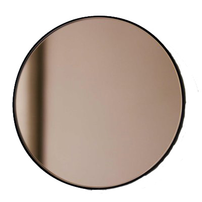 Bronze Colour Mirror
