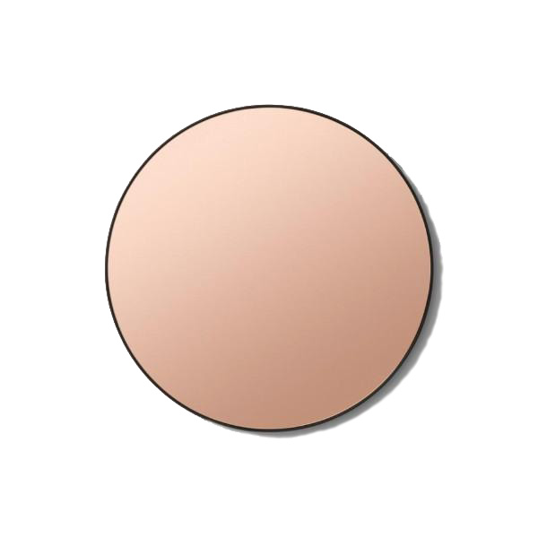 Peach Colour Mirror
